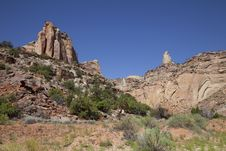 Free San Rafael Swell Stock Photos - 10024463