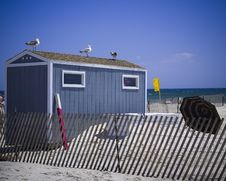 Free Beach Shack Stock Photos - 10024563