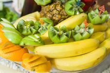 Free Fruit For A Dessert. Royalty Free Stock Photo - 10026265