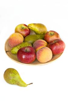 Free Bowl With Fruits Stock Photos - 10026423