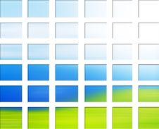 Free Abstract Shapes Royalty Free Stock Photo - 10026705