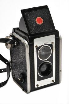 Free Classic Film Camera Stock Image - 10026741