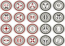 Free Mathematical Icon. Royalty Free Stock Photo - 10027355