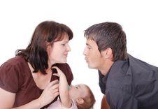 Free Happy Family Stock Image - 10027671