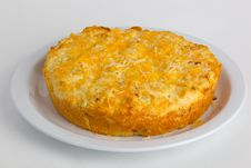 Free Cheese Bread Royalty Free Stock Photos - 10028028