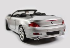 Free Convertible Model Car Royalty Free Stock Images - 10028729