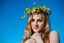 Free Pretty Woman Royalty Free Stock Image - 10029906