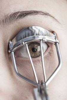 Free Eyelash, Eyebrow, Eye, Close Up Stock Photography - 100242852