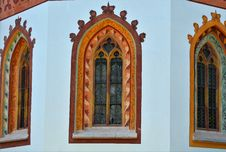 Free Historic Site, Window, Place Of Worship, Medieval Architecture Royalty Free Stock Photos - 100244558