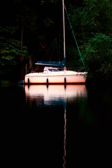 Free Reflection, Water, Nature, Waterway Royalty Free Stock Photos - 100250408