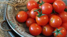 Free Natural Foods, Vegetable, Plum Tomato, Tomato Stock Images - 100255464