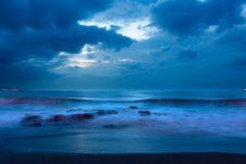 Free Sea, Sky, Horizon, Ocean Royalty Free Stock Photography - 100259007
