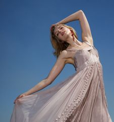 Free Fashion Model, Beauty, Model, Shoulder Stock Photography - 100262942