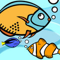 Free Fish Graphic Vector Stock Images - 10032654