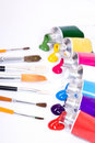 Free Tube Of Paint Stock Images - 10037394