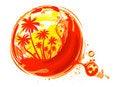 Free Tropical Design Stock Photo - 10037530
