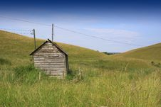 Free Isolated Hut Stock Image - 10030891