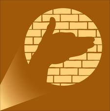 Free Silhouette Stock Image - 10031021