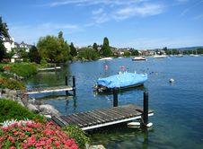 Free Lake Geneva, Switzerland Stock Photos - 10033073