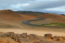 Free Mountain Route Stock Image - 10033211