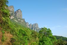 Free Shengtangshan Scenery Royalty Free Stock Photo - 10033515
