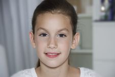 Free Pretty Girl Royalty Free Stock Photo - 10034045