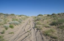 Free Outback Track Stock Photography - 10034702