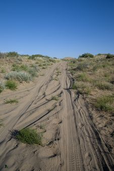 Free Outback Track Stock Photos - 10034893