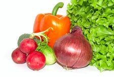 Free Vegetable Stock Photo - 10035950
