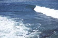 Free Waves Stock Image - 10036201