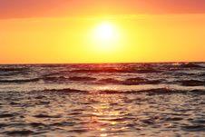 Free Sunset Background Stock Photos - 10037223