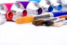 Free Tube Of Paint Stock Photos - 10037413