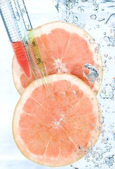 Free Grapefruit Royalty Free Stock Image - 10037626