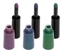 Free Tubes Of Eyeshadows Stock Photo - 10038190