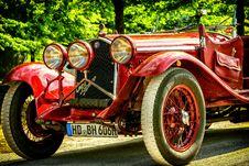 Free Car, Motor Vehicle, Antique Car, Vintage Car Royalty Free Stock Image - 100328816