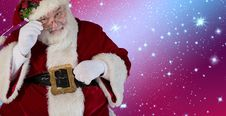Free Santa Claus, Christmas, Fictional Character, Event Royalty Free Stock Image - 100333456
