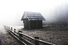 Free Fog, Black And White, Phenomenon, Morning Royalty Free Stock Images - 100333479