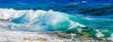Free Wave, Wind Wave, Sea, Ocean Stock Photography - 100336002