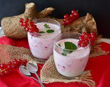 Free Dessert, Frozen Dessert, Food, Panna Cotta Royalty Free Stock Image - 100338466