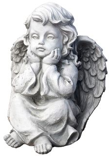 Free Angel, Stone Carving, Classical Sculpture, Figurine Royalty Free Stock Images - 100340639