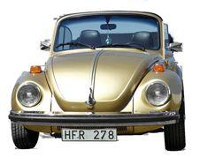 Free Car, Motor Vehicle, Vehicle, Volkswagen Beetle Royalty Free Stock Photos - 100341668
