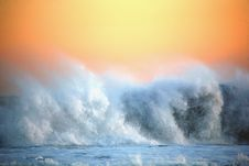 Free Wave, Sea, Wind Wave, Ocean Royalty Free Stock Image - 100341866