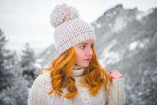 Free Winter, Cap, Knit Cap, Headgear Stock Photo - 100341980
