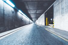 Free Road, Infrastructure, Fixed Link, Lane Royalty Free Stock Images - 100342029