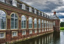 Free Waterway, Stately Home, Property, Building Stock Photography - 100347052