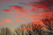 Free Sunrise On The Farm Royalty Free Stock Images - 100369509