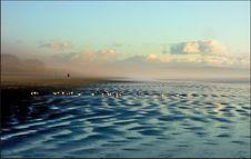 Free New Brighton Beach Stock Images - 100369694