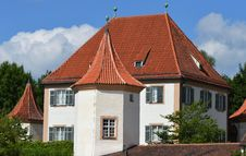 Free Roof, House, Property, Estate Royalty Free Stock Photography - 100381297