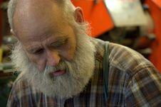 Free Facial Hair, Beard, Man, Senior Citizen Royalty Free Stock Images - 100382199
