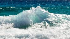Free Wave, Sea, Wind Wave, Ocean Royalty Free Stock Photo - 100382415